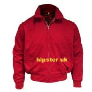 Red Harrington Jacket